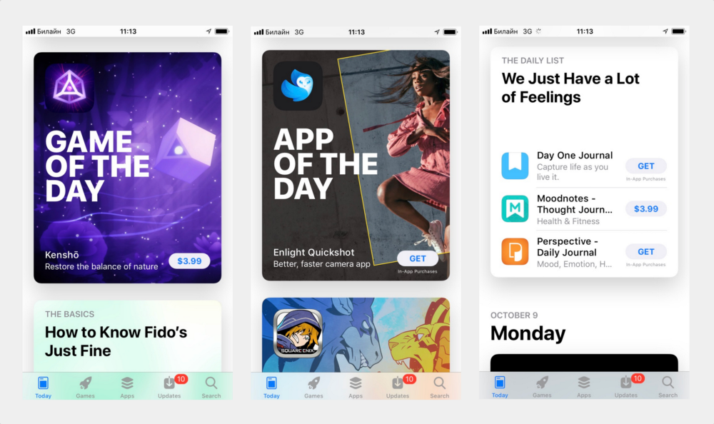 Featured apps and what getting into featured apps lists