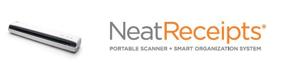 Neat Scanners - neat receipts