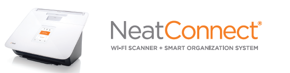 Neat Scanners - neat connect