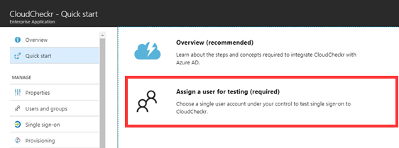 Configure Single Sign-On for Active Directory - CloudCheckr Success