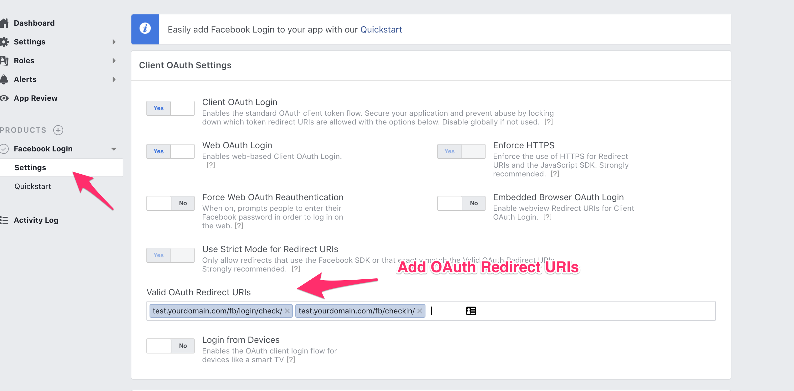 Login with Facebook - Enhance your customer engagement