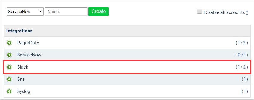 Integrate with Slack - CloudCheckr Success Center