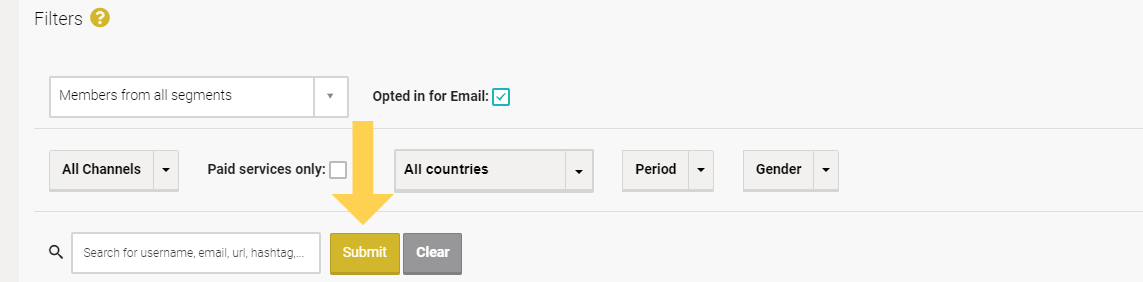 Email Opt-In Lists - AE Support Docs & Help Center