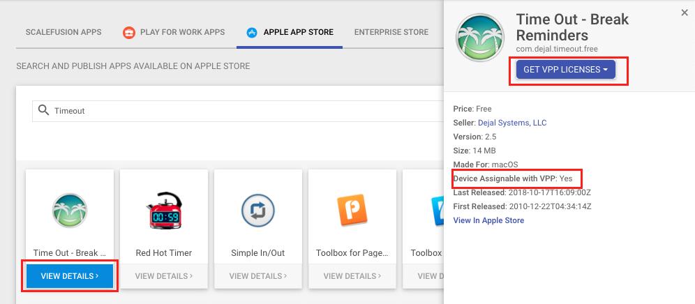 Application Management & Distribution for Mac (macOS