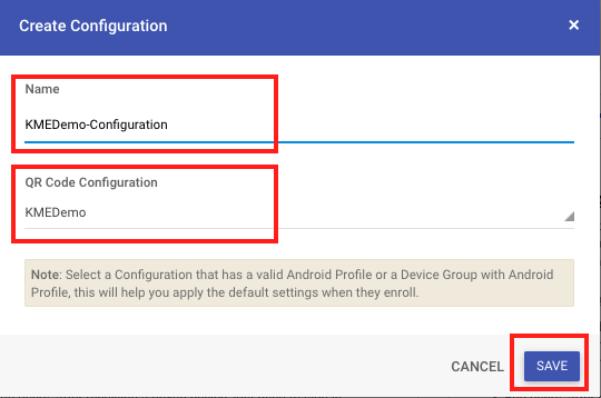 Creating MDM Profiles for Samsung KME - MobiLock Help: Documentation