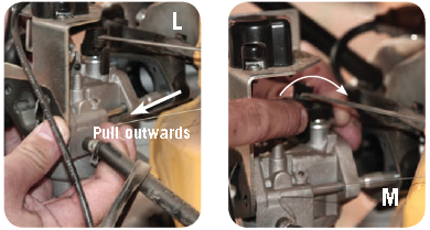 Carburetor Replacement 41332 and 41532 - Champion Help Center