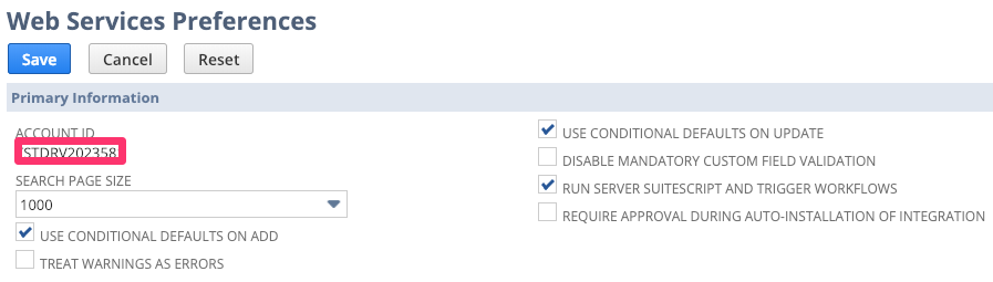 NetSuite Authorization - PieSync Help Center