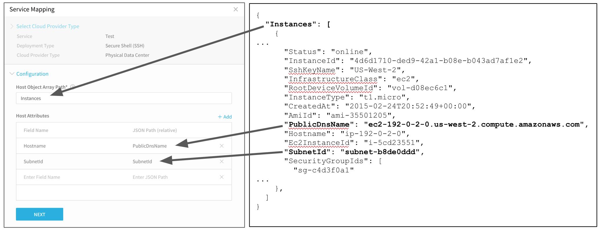 Shell Script Provisioner - Harness io Docs