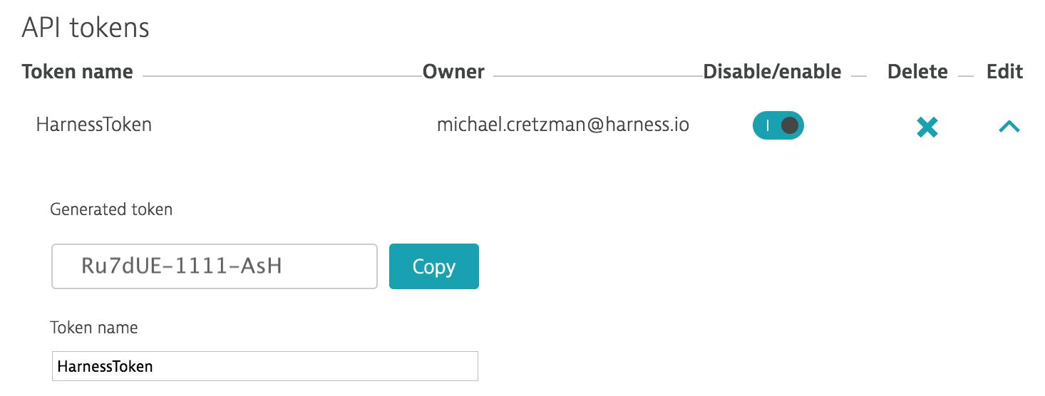 Dynatrace Verification - Harness io Docs