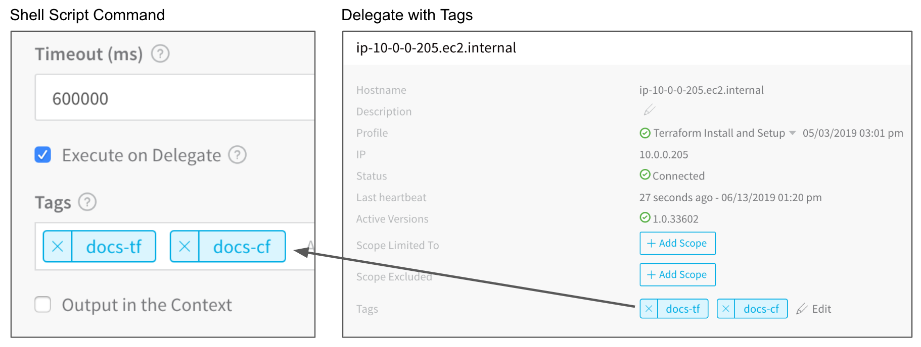 Delegate Installation and Management - Harness io Docs