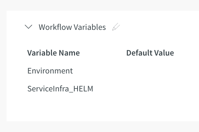 Passing Variables into Workflows and Pipelines from Triggers