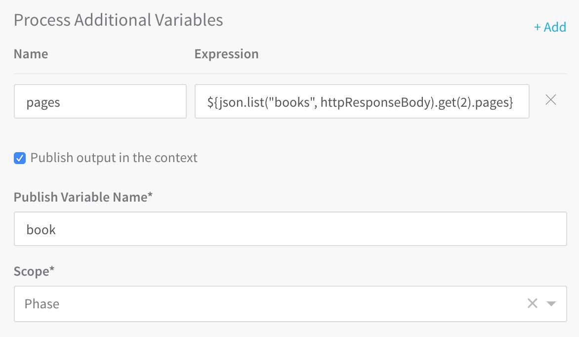 JSON and XML Functors - Harness io Docs