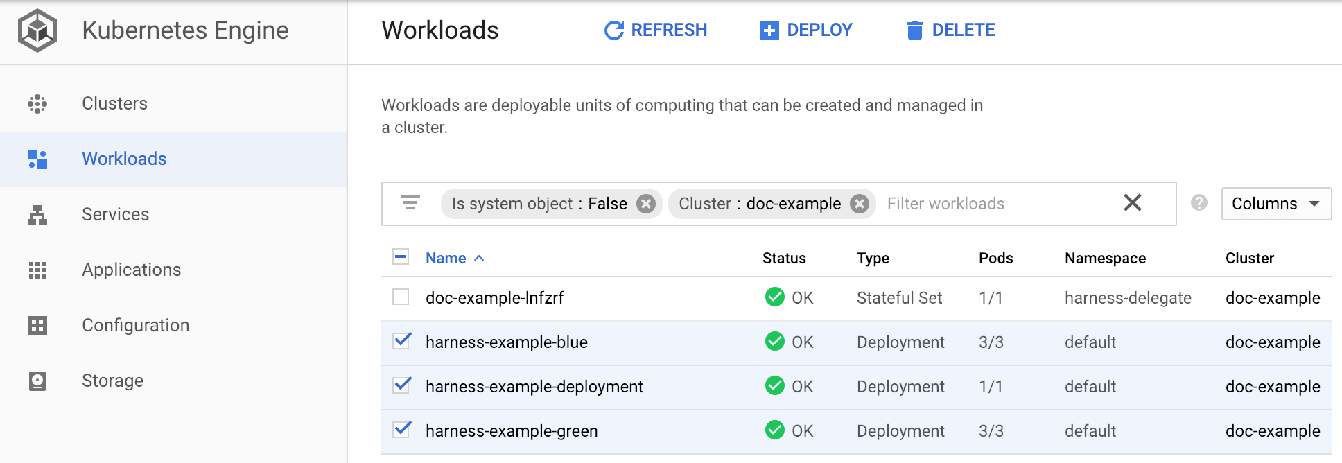 6 - Kubernetes Blue/Green Workflows - Harness io Docs