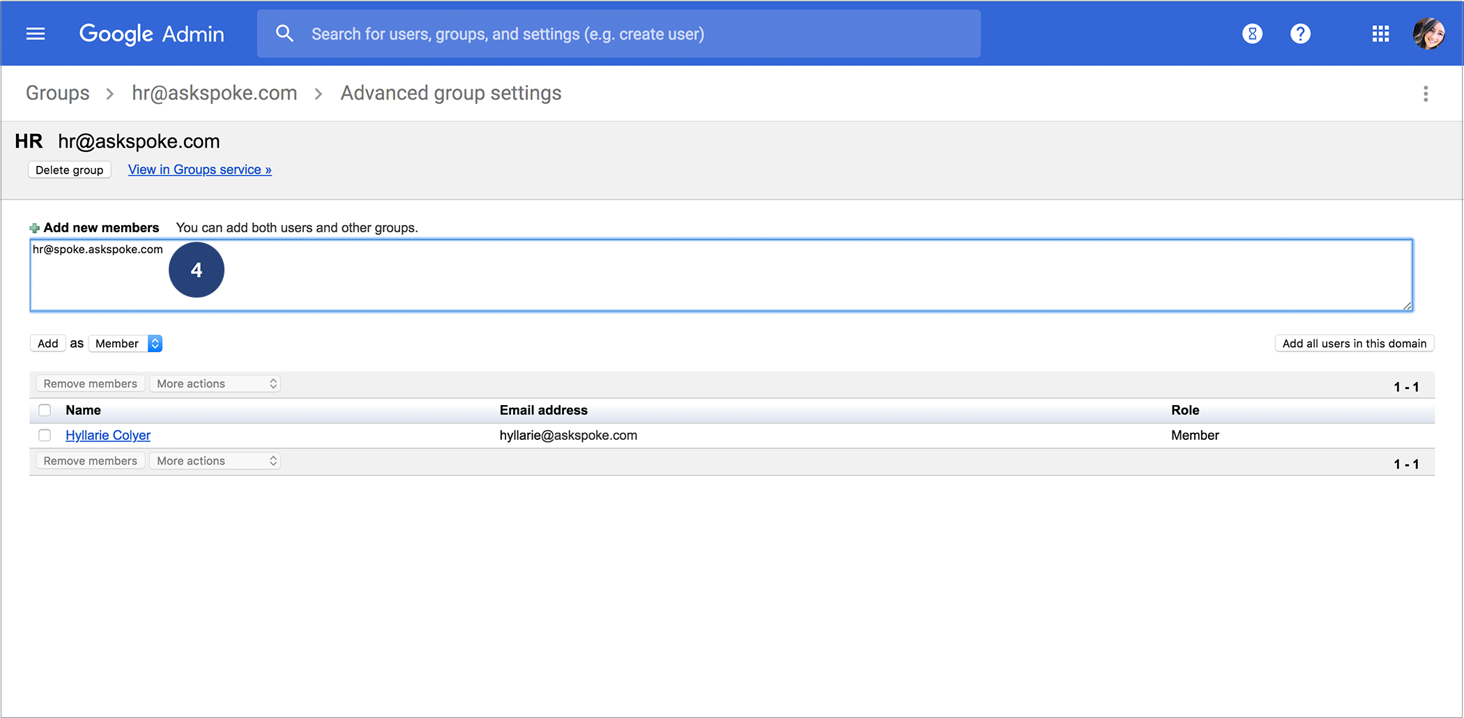 How to forward Google group to Spoke - Spoke Help Center