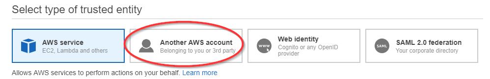 Configure a GovCloud Account Using IAM Access Keys (SaaS and AMI