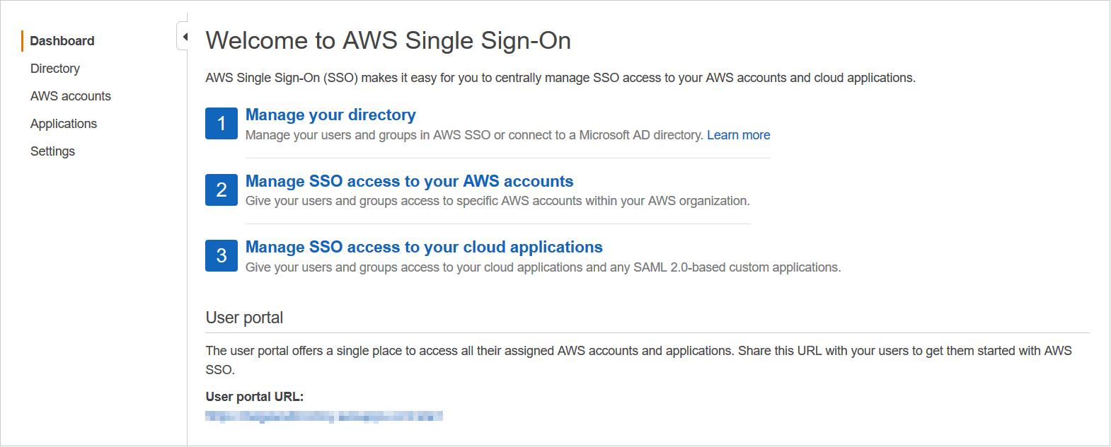 SSO – Single Sign-On Setup: AWS - CloudCheckr Success Center