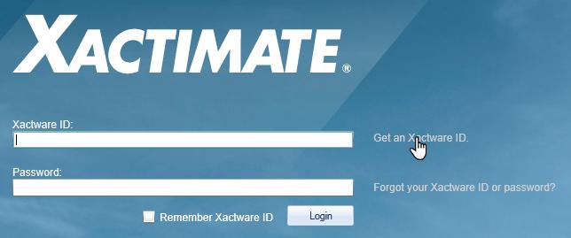 Xactware ID - Xactware help