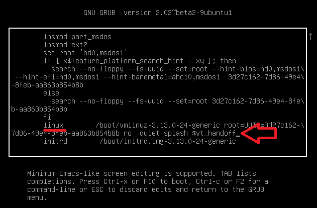 Reset Linux Password To Log Into Gateway Command Line - Help