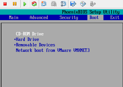 Resizing a Partition in ESX Server Virtual Machine - Help :: Unified