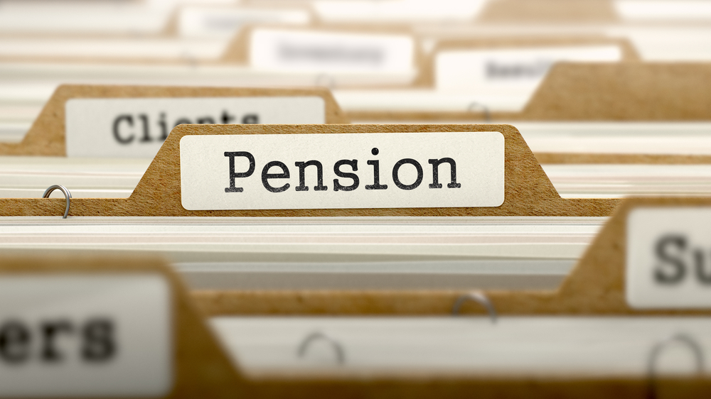 personal pension allowance