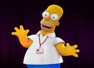 Los millonarios de la Lista Simpsons