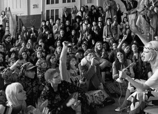 Gucci retrocede a Mayo del 68 para crear su última campaña