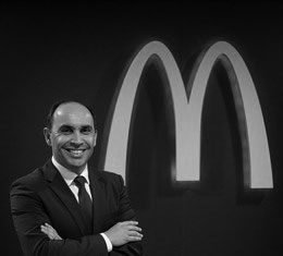 John Alves, nuevo director general de McDonald's España