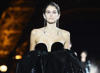 Karl Lagerfeld sucumbe al fenómeno #KaiaGerber con una colección conjunta