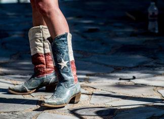 La bota 'cowboy', promesa (anticipada) de la primavera
