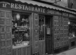 Éste es el restaurante más antiguo del mundo (y está en Madrid)