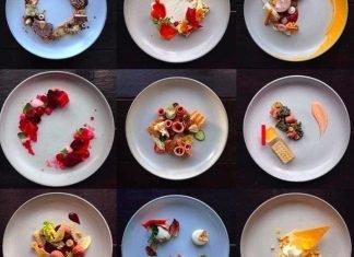 La alta cocina se burla de los platos que paseamos por Instagram