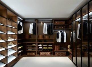 Cómo mantener el orden en un vestidor