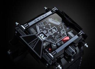 Un reloj estelar: Devon y Star Wars en una pieza de edición limitada