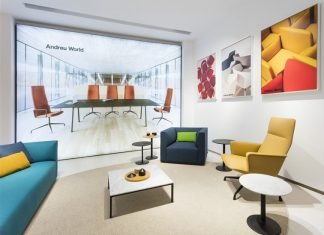 El showroom de Andreu World ya está en Madrid