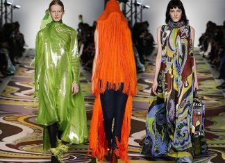 Bulgari y Emilio Pucci brillan en la Milan Fashion Week