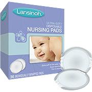Ultra-Soft Disposable Nursing Pads -