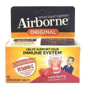 Very Berry Effervescent Tablets -