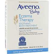 Baby Eczema Therapy Soothing Bath Treatment -