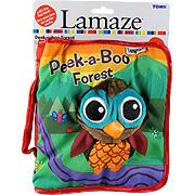 Peek-a-Boo Forest Soft Book -