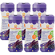 Superfood Puffs: Purple Carrot & Blueberry Puffs Case Pack -