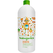 Foaming Dish & Bottle Soap Refill Citrus -
