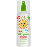 Mineral-Based Sunscreen Spray 50+SPF -