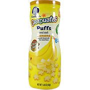 Graduates Puffs Banana -