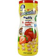 Graduates Puffs Strawberry Apple -