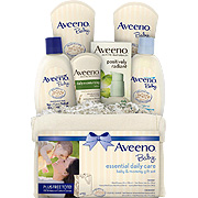 Baby Essential Daily Care Variety Gift Set -