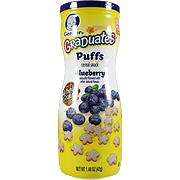 Graduates Puffs Blueberry -