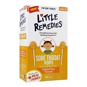 Sore Throat Pops -
