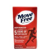MOVE FREE Advanced with Glucosamine + Chondroitin -