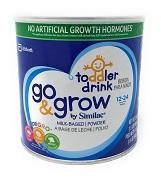 Similac Go & Grow Toddler Drink Milk-based Powder -