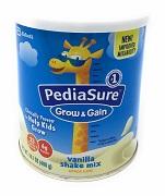 PediaSure Grow & Gain Vanilla Shake Mix -